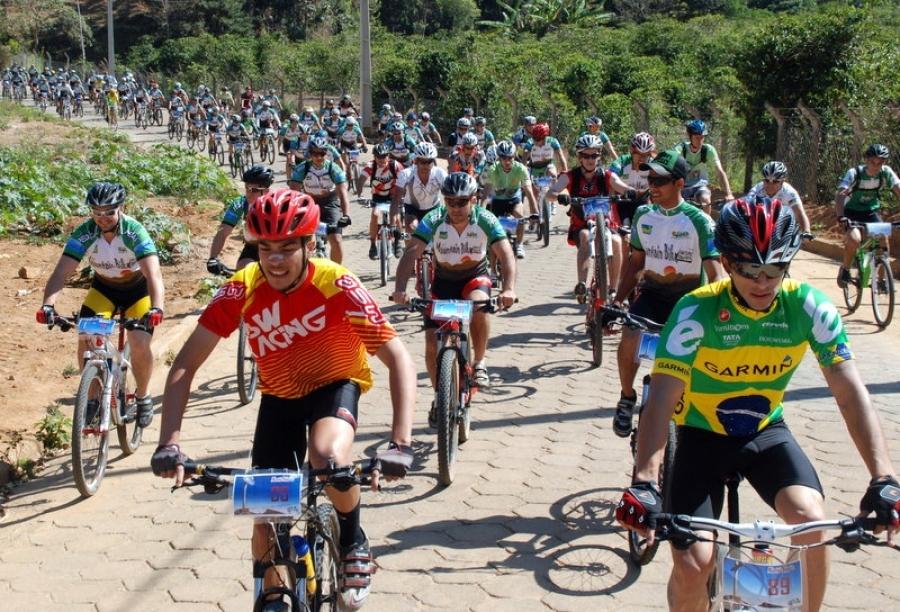 2º Passeio Ciclístico de Alto Caparaó